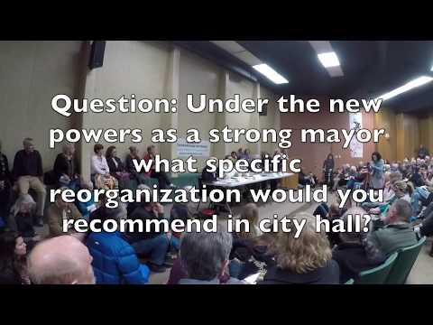 Santa Fe Mayoral Forum Part 2