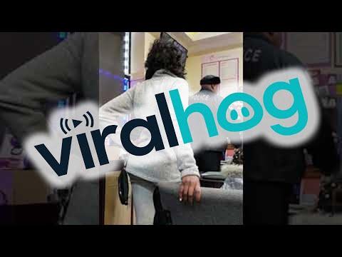 Nail Salon Drama || ViralHog
