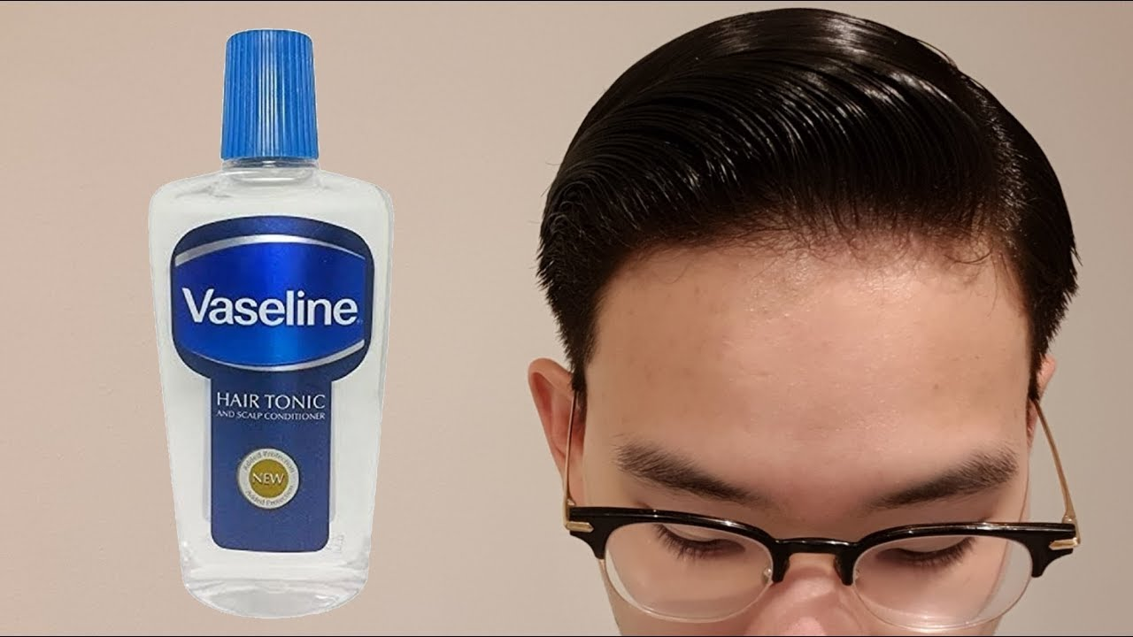 Vaseline Hair Tonic Review How To Use