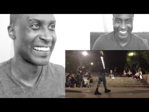 Les Twins | Laurent Outside The Palace | Give Him His Hat Back | Shot by Sandy Lee Reaction Video!