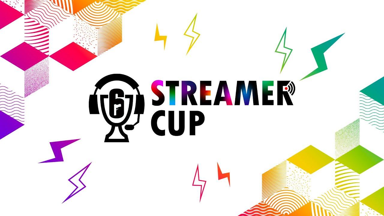 R6 STREAMER CUP【レインボーシックス シージ】