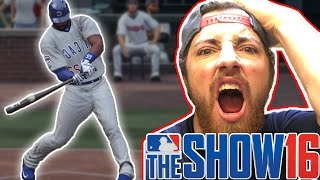 THE MOST STRESSFUL GAME OF ALL TIME! MLB The Show 16 | Battle Royale