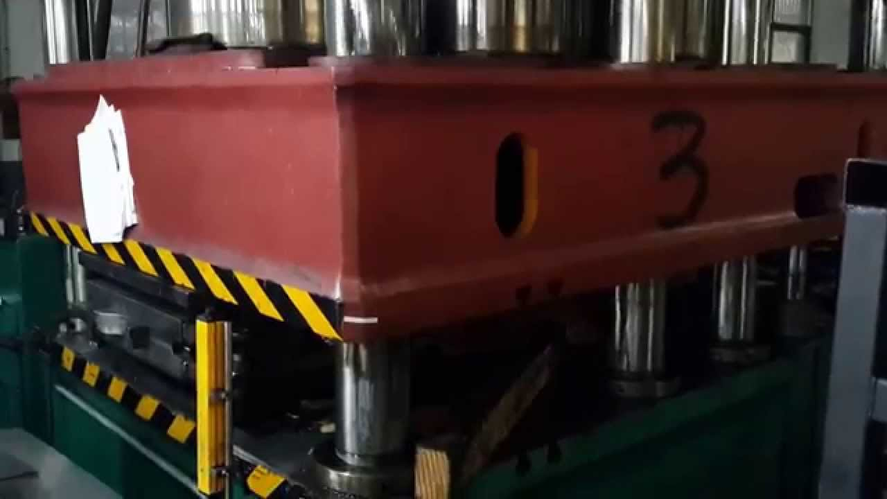 door production line from hydraulic press 2500 tons