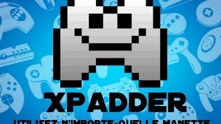 Xpadder как установить