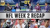 Week 2 Cowboys, Rams, & Chiefs: the crew breaks it downFOX NFL