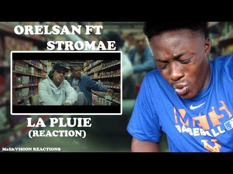 LA PLUIE REACTION ! ORELSAN FT STROMAE