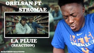 LA PLUIE REACTION ! ORELSAN FT STROMAE