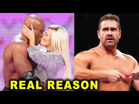 Real Reasons Why Lana Broke Up With Rusev And Is Now Dating Bobby Lashley