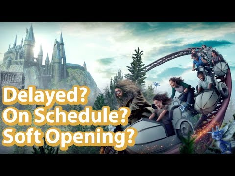 Universal Studios News & Rumors | Hagrids Coaster | Halloween Horror Nights House Info