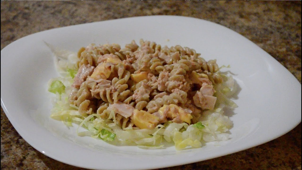 Recetas con at n f ciles y r pidas tuna recipes youtube - Comidas faciles y economicas de hacer ...