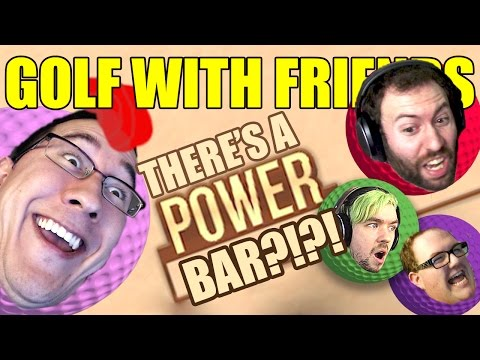 Mark's EPIC FAIL | Golf With Your Friends Gameplay
