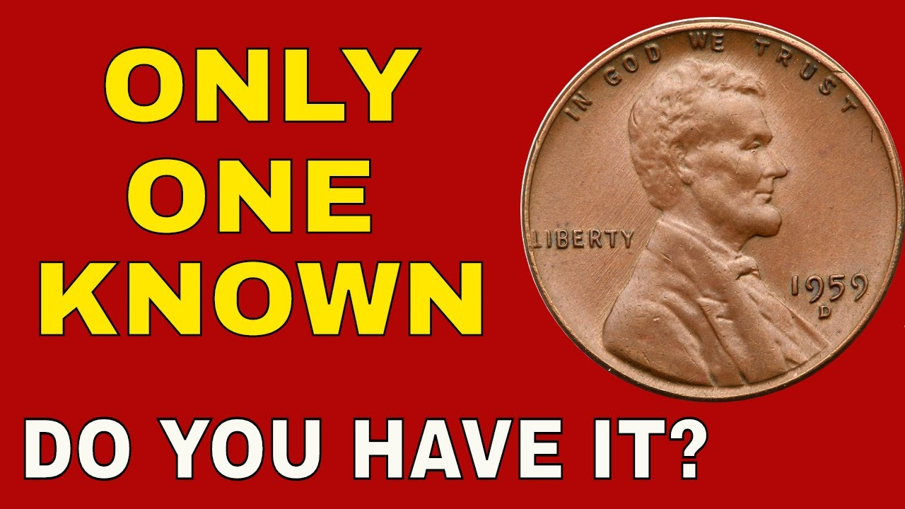 $50,000 penny you should know about! Super rare penny worth money