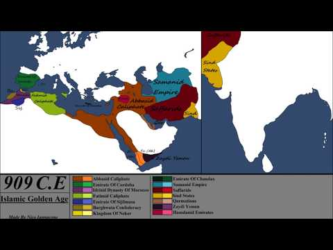 The Rise Of Islam: Every Year (622 C.E. - 909 C.E.)