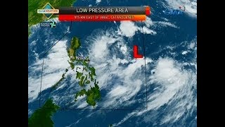 24 Oras Weather Update As Of 550 P.m. August 3 2019
