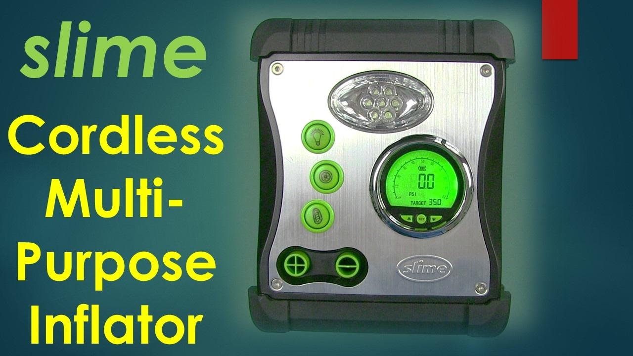 slime Cordless Multi Purpose Inflator