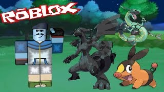 HOMIE DOLPHIN IS THE BEST POKEMON TRAINER EVER| Roblox