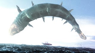 Hunting Down and Destroying Every Giant Sea Monster We Can Find - What Lives Below