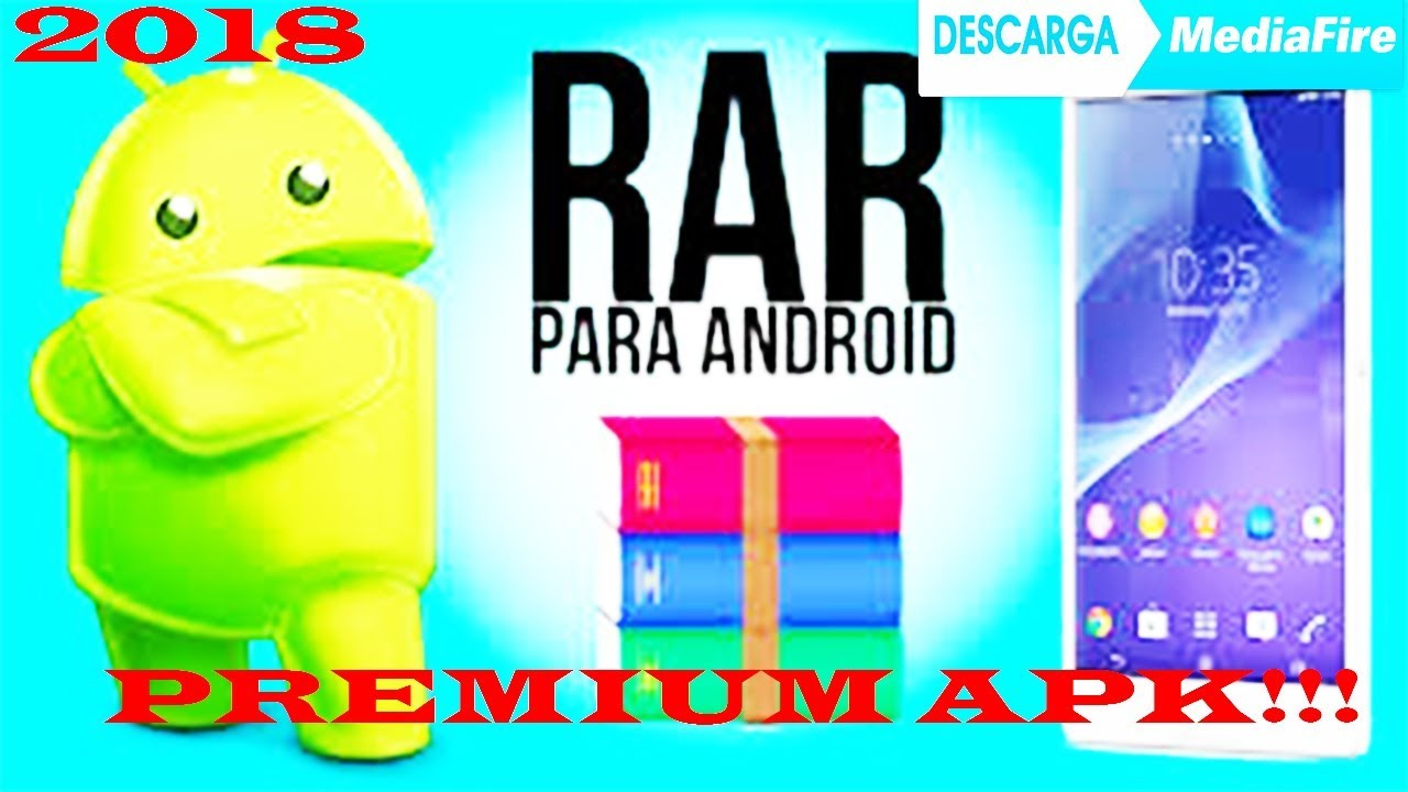 descargar extractor rar para android