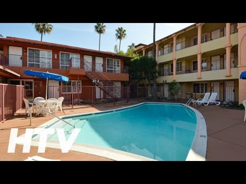 Hotel Rodeway Inn Los Angeles Convention Center