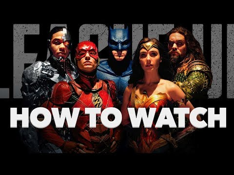 How To Watch The DC Films Universe In Chronological Order