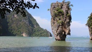 Экскурсия на остров Джеймса Бонда 007 Thailand James Bond Island