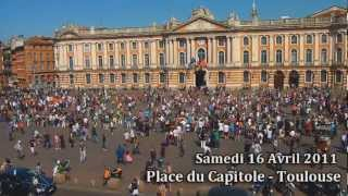 Flash Mob - Dancing Generation à Toulouse