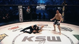 Top 10 KSW 34 Moments