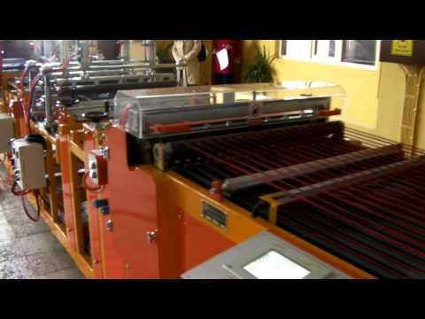 видео: Машина за вакуумни пликове ESMAK