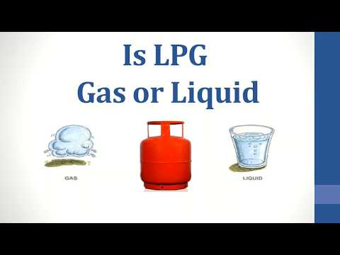 What is LPG | Liquid or GAS | Why is LPG called liquified Petroleum Gas