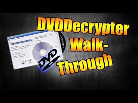 DVDDecrypter Walk-through