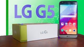 ОБЗОР LG G5 флагман за 6000 - 9000 рублей в 2019 году.