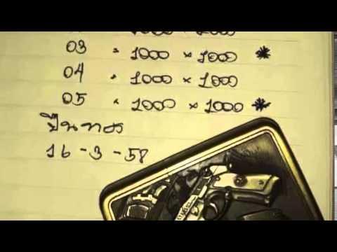 เลขเด็ดงวดนี้ ปืนทอง บน-ล่าง 16/03/58 (พร้อมสถิติน่าติดตาม)