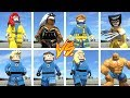 X-MEN VS QUARTETO FANTÁSTICO no LEGO Marvel Super Heroes | Briga de Heróis #203