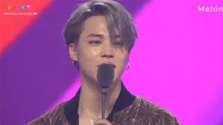 BTS gets the Longest Stage Time and Seven Awards in 2018 Melon Music Awards