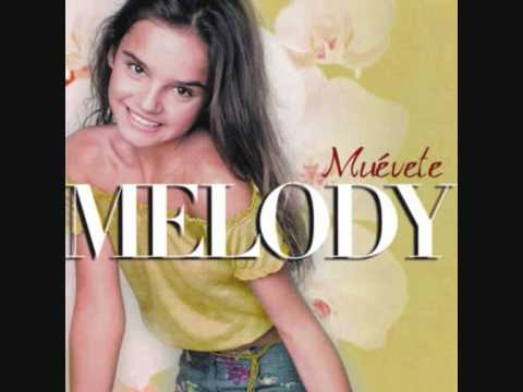 melody la chica ye ye