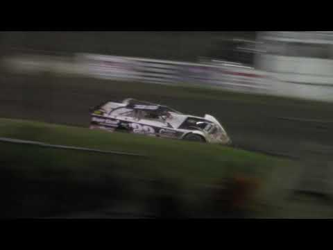 Peoria Speedway IL State Championship B-Main 10-19-19