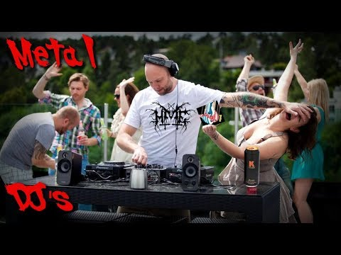Dan It All To Hell - Metal DJ's