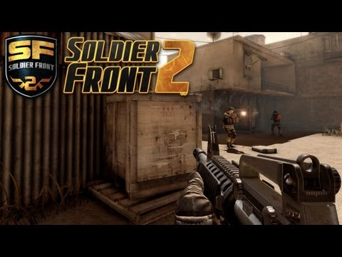Soldier Front 2 Steam Open Beta - Gameplay Commentary/First Look