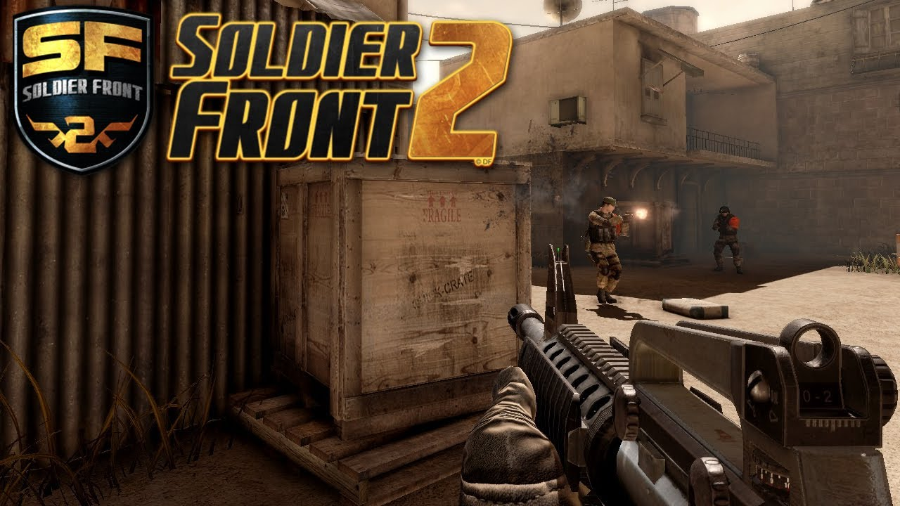 Soldier Front 2 Steam Open Beta - Gameplay Commentary ...