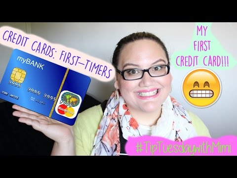Opening a Credit Card for the First Time - My Experience & Tips | #TipTuesdaywithMimi