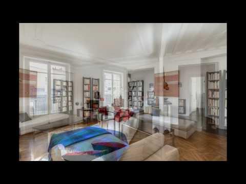 Saint Germain Bonaparte 3 Bedrooms– Paris Luxury Apartment Rental – Welcome2France