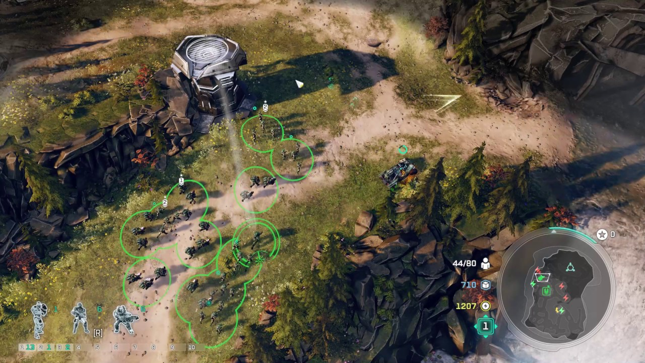 Halo Wars 2 - Pc-gameplay