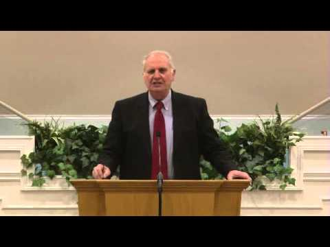 The Crucifixion Of Jesus Christ (Pastor Charles Lawson)
