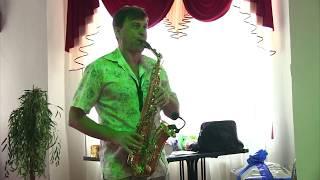 Саксофон и звук на свадьбу Данков, Лебедянь