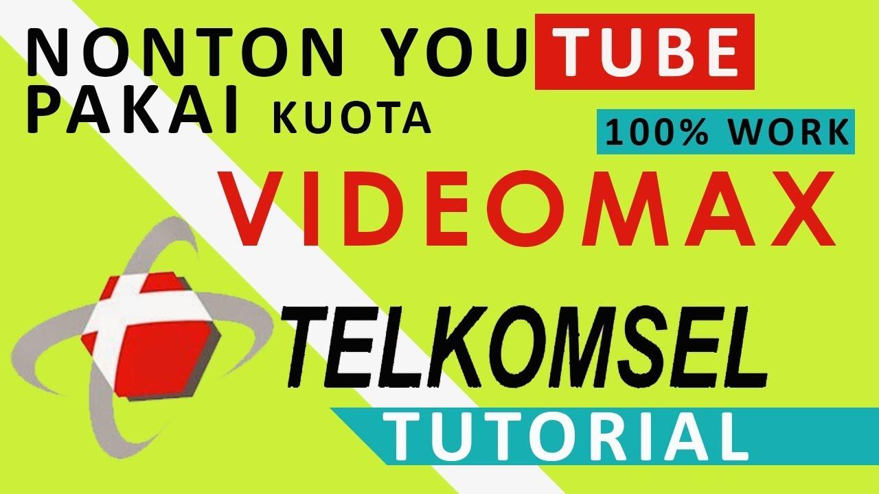 Internet Gratis Telkomsel 2017 Cara Merubah Kouta Videomax