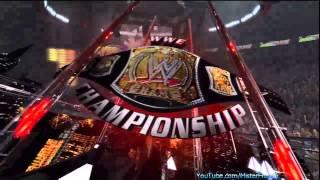 wwe night of champions 2012 l cm punk v john cena l match highlights hd ps3