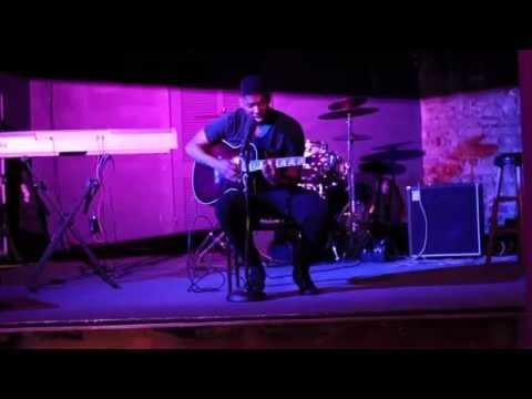 Gabriel Jules - SMILE (live at the TAVERN Charlotte NC)