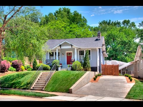 Historic Wilmore Craftsman Bungalow has it ALL!