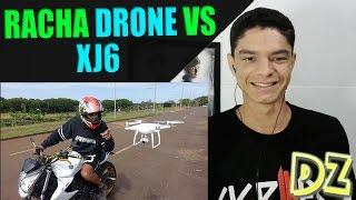 REACT 02 - DRONE VS XJ6 (Renato Garcia)