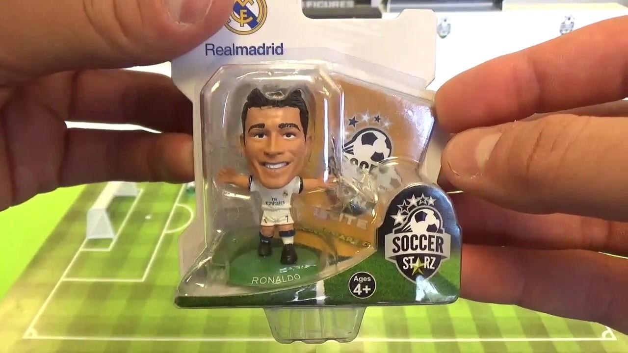 SoccerStarz Unboxing - Real Madrid (2016/17)